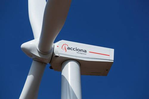 Acciona Energía to replace 90 older wind power systems with 12 new wind turbines