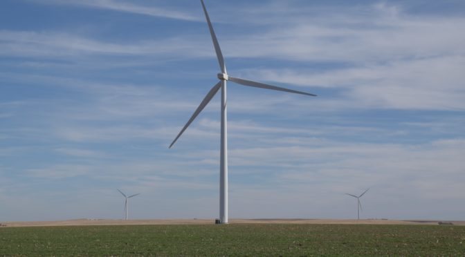 Whirlpool Corporation announces plans for wind turbines at Greenville manufacturing facility