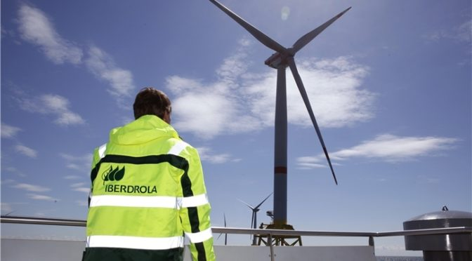 Iberdrola successfully installs all 70 wind turbines at Wikinger offshore wind farm (Germany)