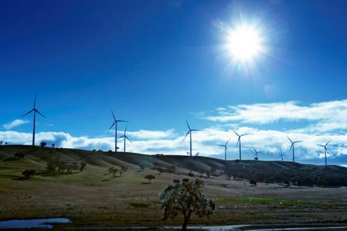 Wind power in Australia: Engie's 119MW Willogoleche wind farm formally opens