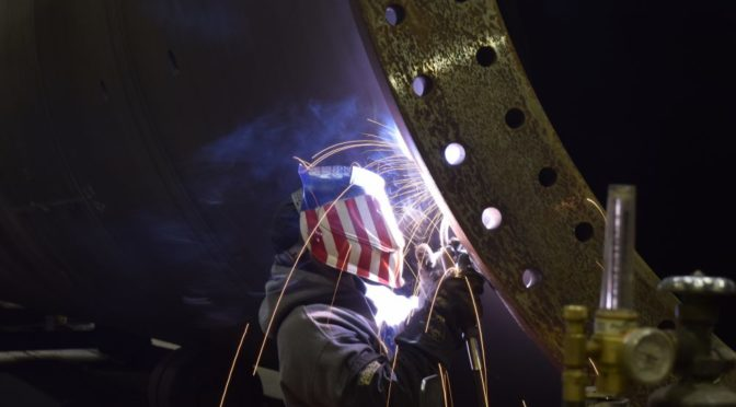 Wind power and Made-in-America go hand in hand