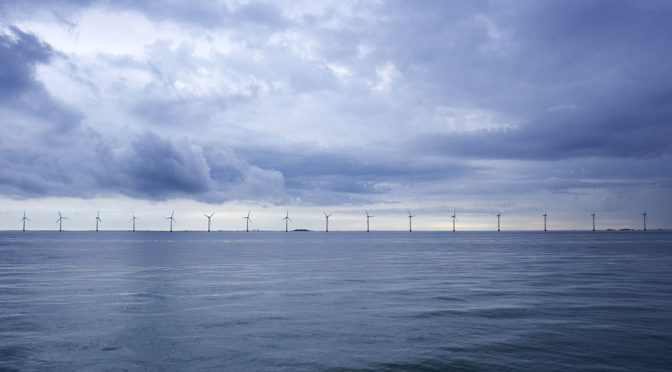 New European record for wind energy