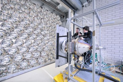 Concentrated Solar Power to Produce H2