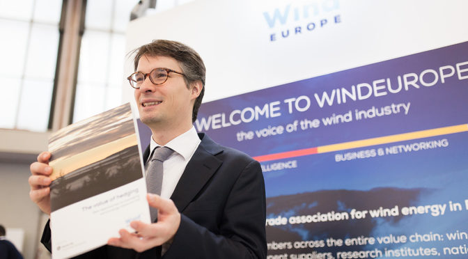Hedging emerges as potential solution for wind energy resource risk