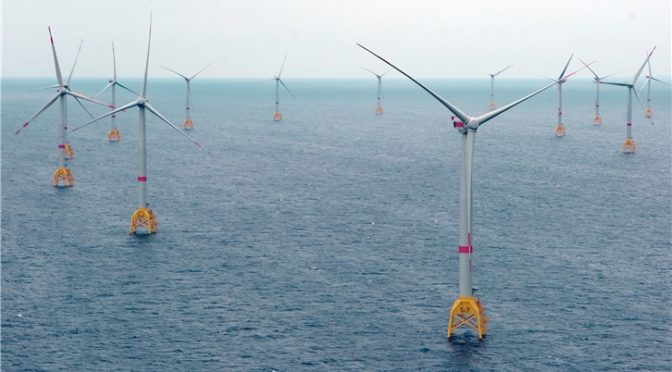 Iberdrola's Wikinger offshore wind farm connected to the grid in Germany