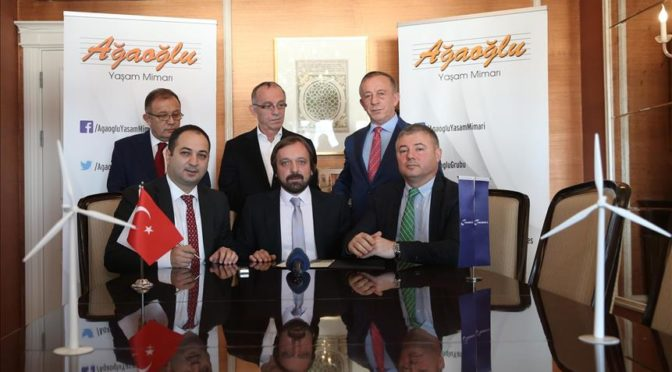 Turkey's Agaoglu to invest $260M in wind energy