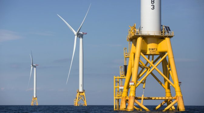 France Hopes to Get More Wind Energy from Its Coasts