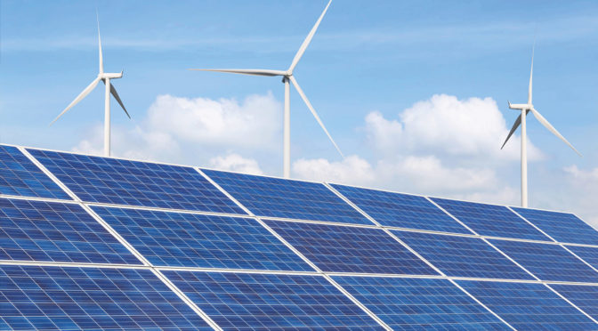 Falling Renewable Power Costs Open Door to Greater Climate Ambition