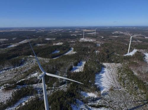 Falck Renewables and Nordex start the year with a 115 MW order for Sweden