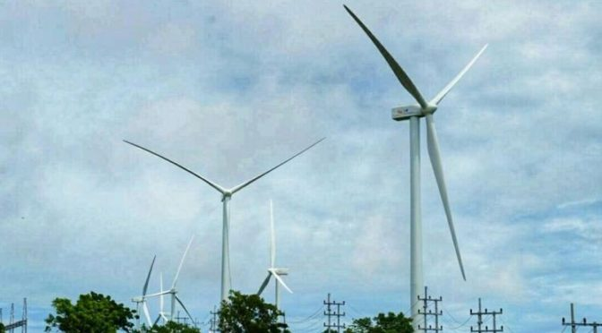 Indonesia's first wind farm officially inaugurated