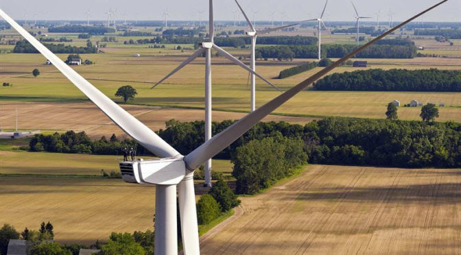 Eneco Chooses Greenbyte for Data Management