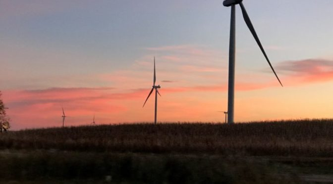 EDF Energies Nouvelles commissions a 200 MW wind farm in the United States