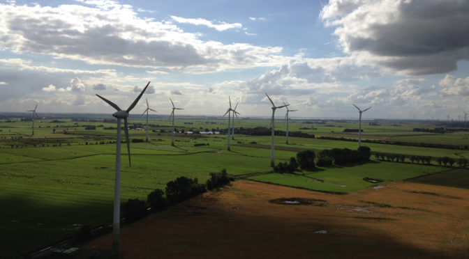 First 2018 onshore wind energy auction in Germany