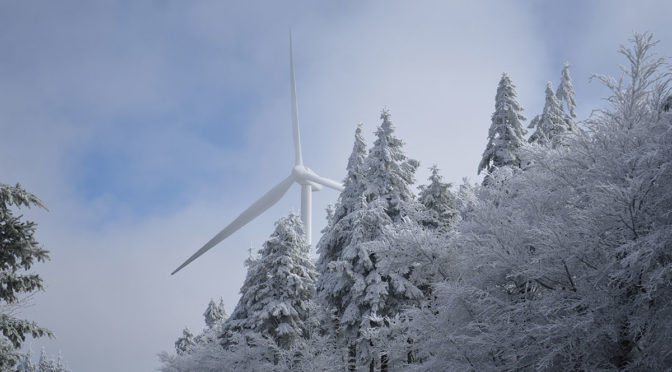 Costs fall in French onshore wind energy tender