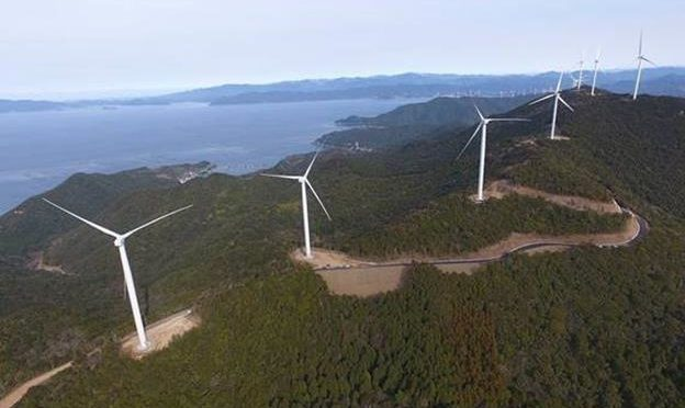 Pattern Energy completes first Japanese wind power project