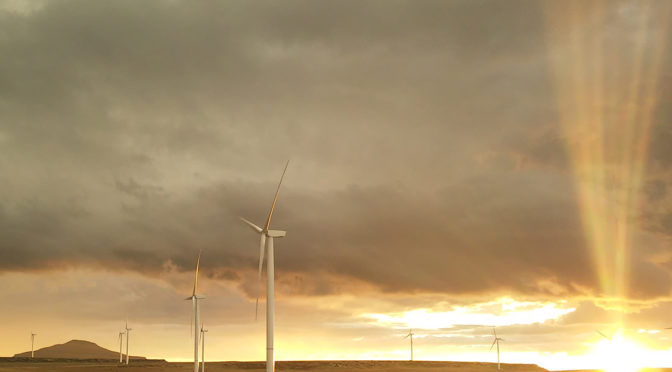 Wind energy in Egypt: wind farm in West Bakr is progressing
