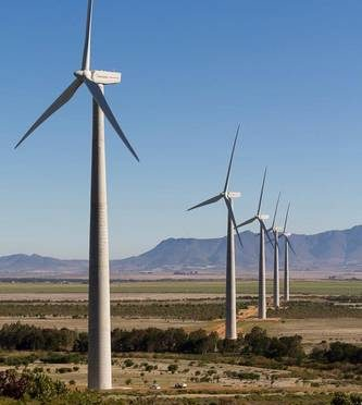 Wind power in South Africa: Enel Green Power begins new 140 MW wind farm