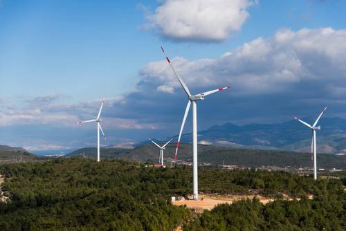 Turkey opens tender for four wind power plants