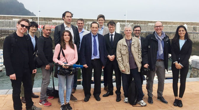 WindEurope press trip visits Bilbao's thriving wind industry