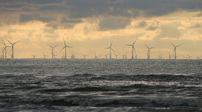Virginia pushes to attract offshore wind power