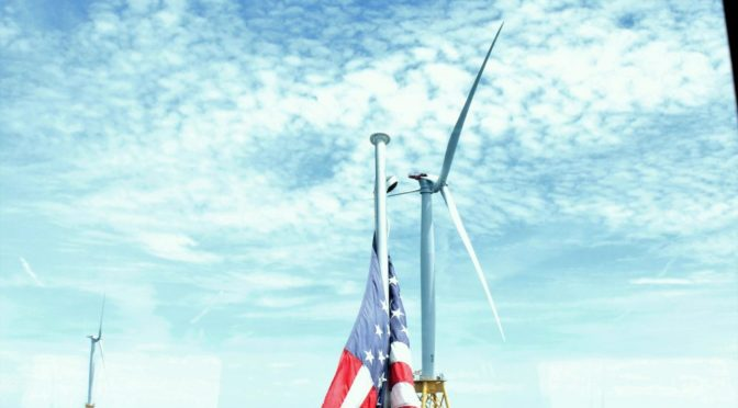 US wind power grew 8 percent in 2018