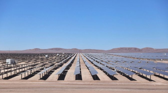 Cerro Dominador Closes $758 Million Financing For The First Concentrated Solar Power Plant in Latin America