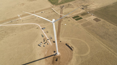 Goldwind Americas Announces 3 Megawatt Smart Wind Turbine Prototype In Texas, USA