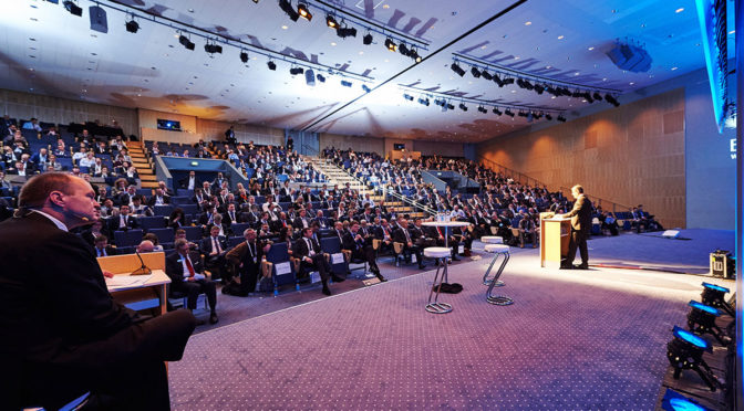 Global Wind Summit: World's Biggest Wind Industry Gathering