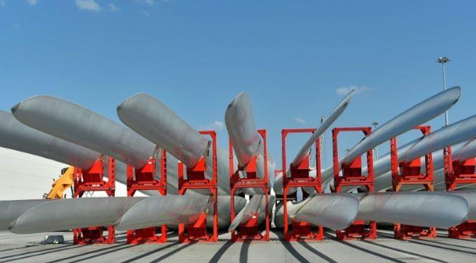 Spain's Bilbao fights to lead European wind power sector