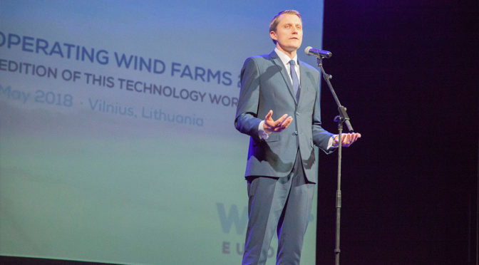 WindEurope hosts successful workshop on optimising wind farm operations in Vilnius, Lithuania