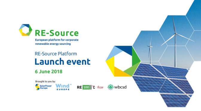 Leading corporate buyers & clean energy suppliers join forces to unlock huge untapped renewable energy sourcing opportunities in Europe