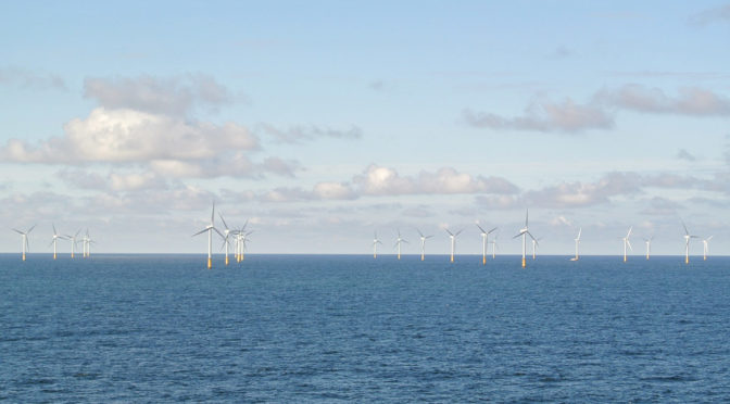 Equinor installs Batwind – the world's first battery for offshore wind energy