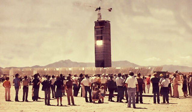Sandia National Laboratories: 40 years of concentrated solar power research