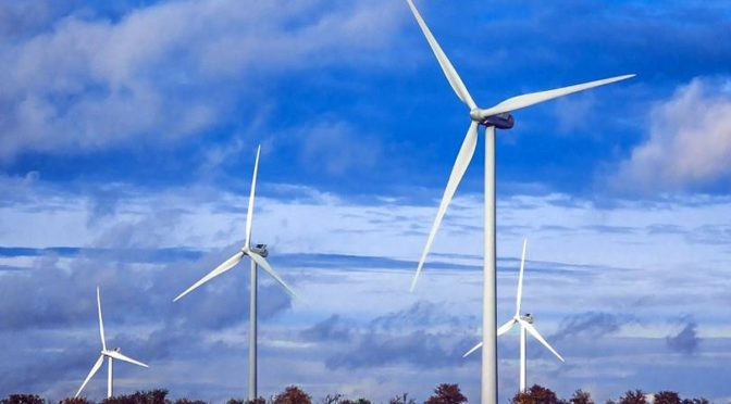 Avangrid Renewables Sells Stake in Coyote Ridge Wind Farm
