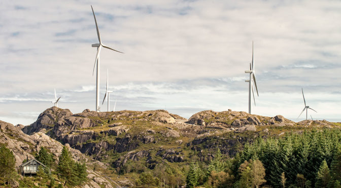 Taaleri SolarWind II fund invests in a 34 MW wind farm in Norway