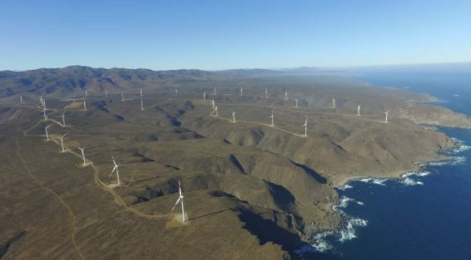 Chile inaugurates Punta Sierra wind farm