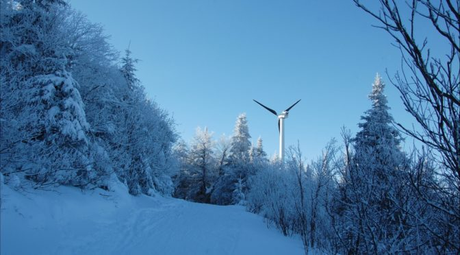 DOE reports Distributed Wind Energy has surpassed 1 GW