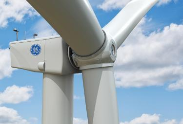 GE to provide wind turbines and financing for 100 MW Ukrainian wind farm