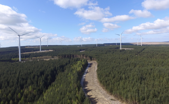 Innogy cuts ribbon on Welsh wind farm