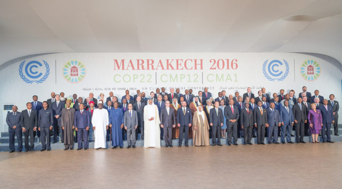 COP22: What next for the Paris Agreement?