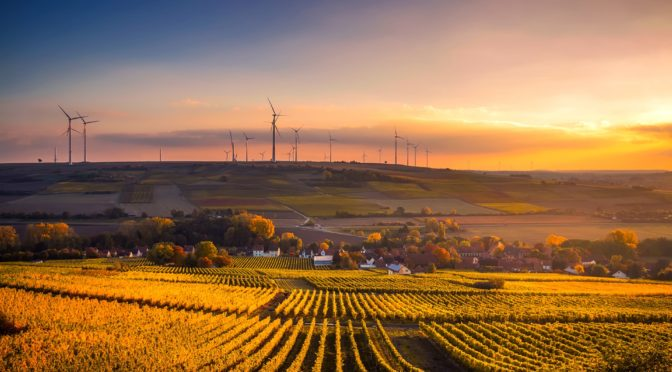 German wind energy industry worries about public resistance
