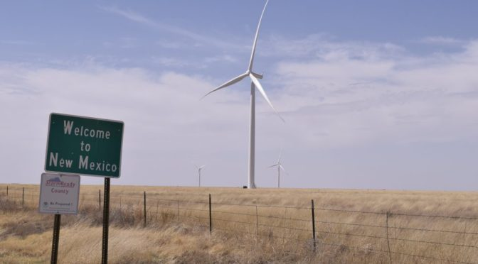 The Energy Transition Act will increase New Mexico's use of clean energy