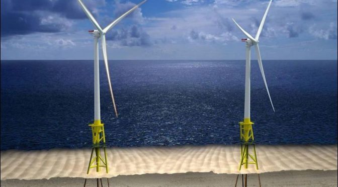 Virginia regulators green light offshore wind farm project