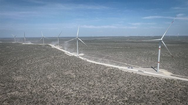 Enel Green Power starts construction of new 100 MW wind farm in Mexico