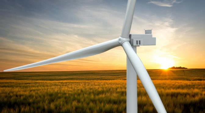 Wind energy in Spain: Elecnor will build 6 wind farms with GE wind turbines
