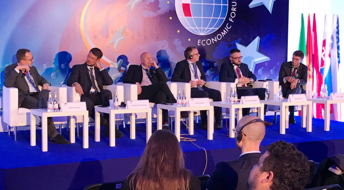WindEurope presses the case for offshore wind energy in Poland at Krynica Economic Forum