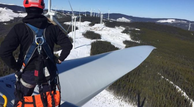 GE Renewable Energy to Supply Cypress Wind Turbines for 132 MW Onshore Wind Farm in Finland