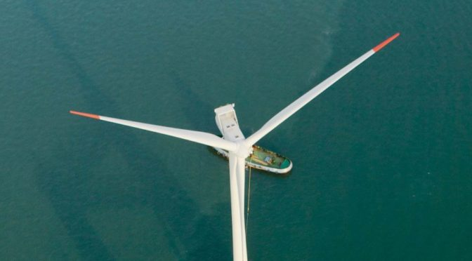 World's second floating offshore wind farm gets EU finance boost