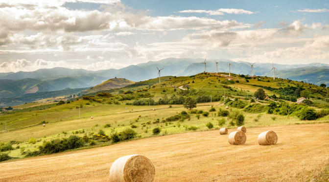 PPAs and National Energy & Climate Plans: high on Italy's wind energy agenda