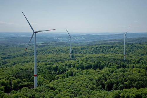 Community wind power is increasingly being marginalised